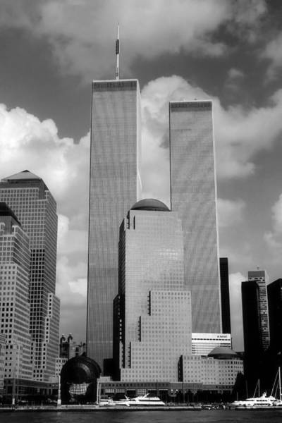 Photograph - The Old Wtc by Joann Vitali