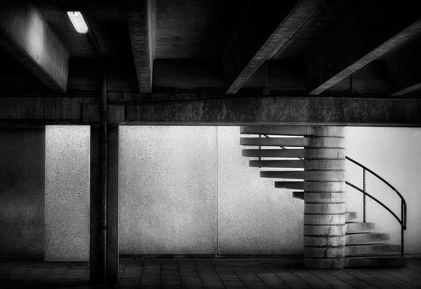 Wall Art - Photograph - The Only Way Up by Marc Apers