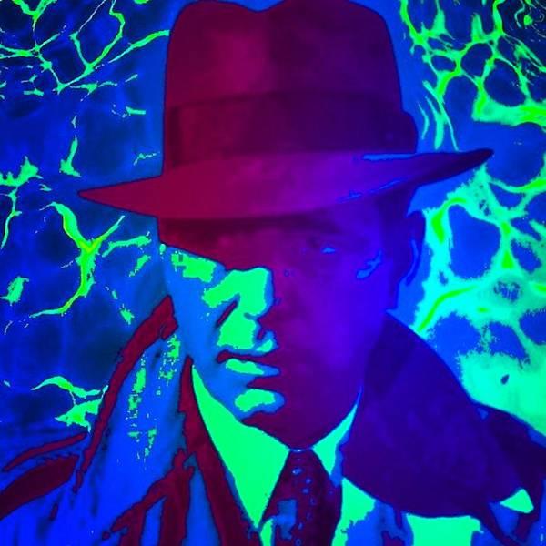 Bogart Digital Art - The Origins Of Cool by Drew Goehring