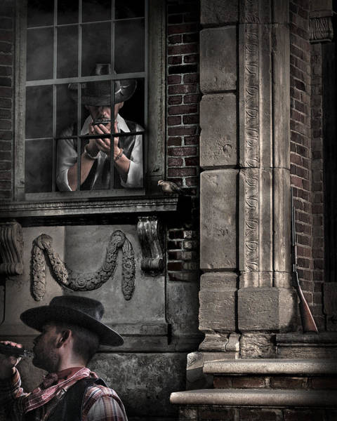 Wall Art - Photograph - The Outlaw by Krasimir Tolev