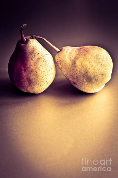 Golden Delicious Wall Art - Photograph - The Pair by Jan Bickerton