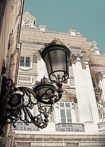 Wall Art - Photograph - The Palace Lanterns by Connie Handscomb