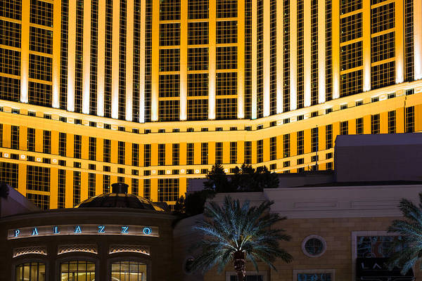 Photograph - The Palazzo Las Vegas by Clint Buhler