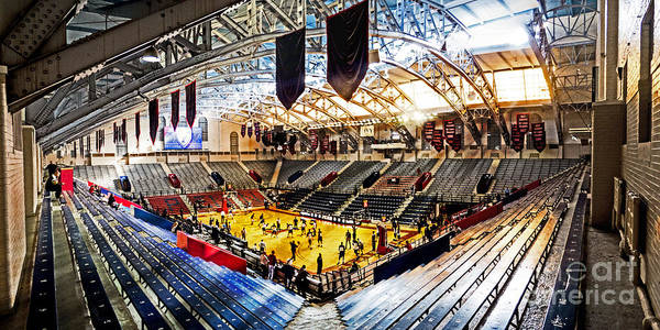 Wall Art - Photograph - The Palestra In The Afternoon by Tom Gari Gallery-Three-Photography
