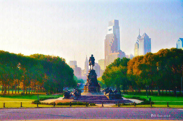 Photograph - The Parkway by Bill Cannon