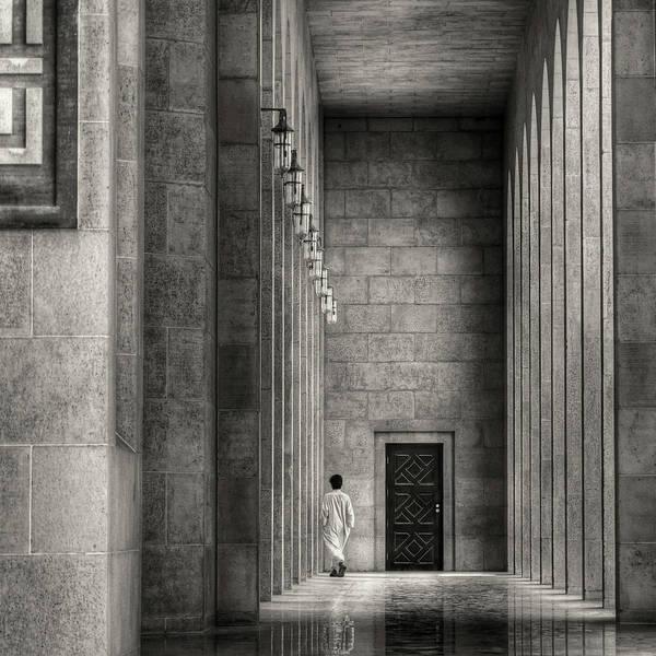 Bahrain Photograph - The Path by Heshaaam