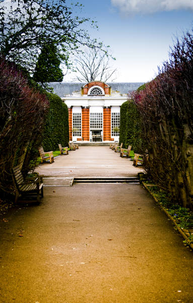 Photograph - The Path To The Orangery by Christi Kraft