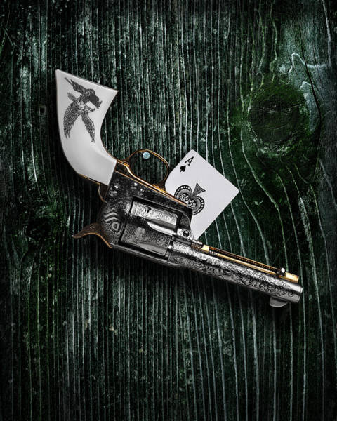 Wall Art - Photograph - The Peacemaker by Krasimir Tolev