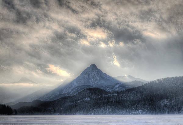 Photograph - The Peak by Ryan Wyckoff