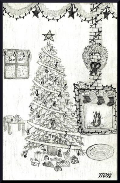 The Perfect Christmas Art Print