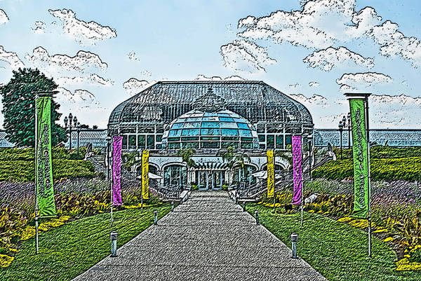Photograph - The Phipps Artistic Brush by G L Sarti