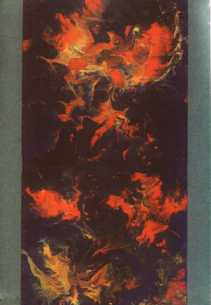 Painting - The Phoenix by Charles Lucas
