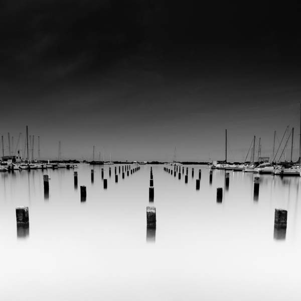 Wall Art - Photograph - The Pier by Tin Lung Chao