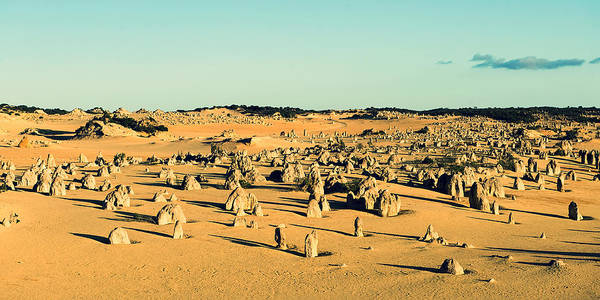 Photograph - The Pinnacles Australia by Yew Kwang