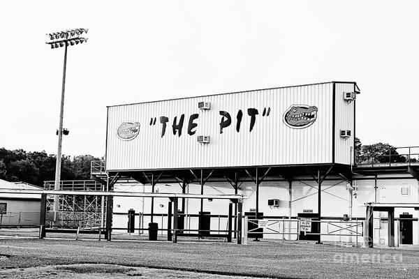 Wall Art - Photograph - The Pit by Scott Pellegrin