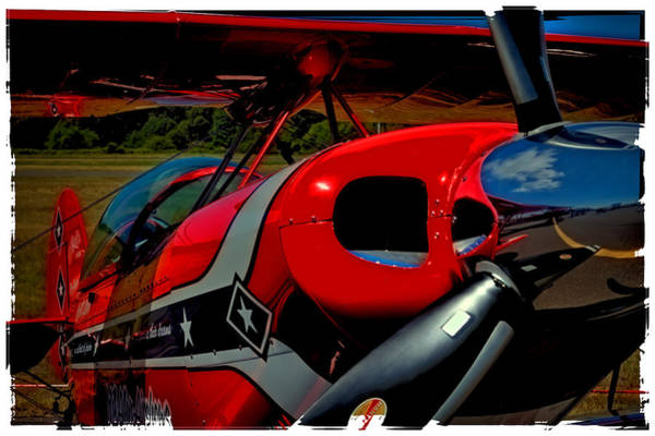 Photograph - The Pitts S2-b Biplane by David Patterson