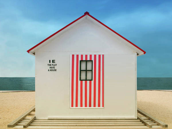 Wall Art - Photograph - The Play Have A House by Anette Ohlendorf