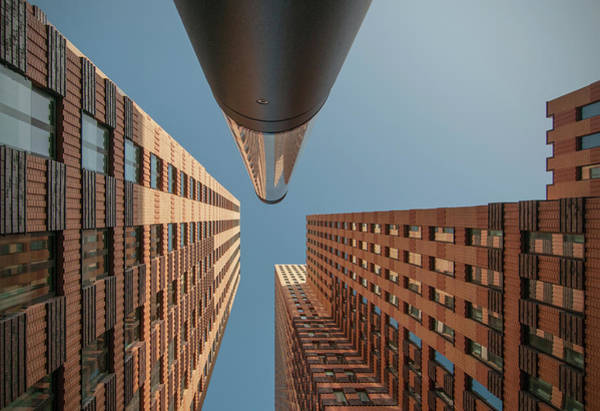 Composition Photograph - The Pole by Henk Van Maastricht