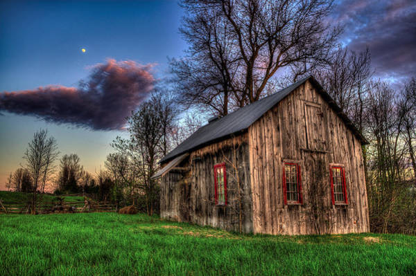 Toolshed Wall Art - Photograph - The Pottery Shed by Randy Armitage