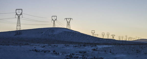 Photograph - The Power Grid by Albert Seger