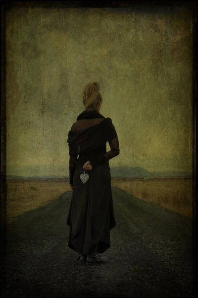 Grief Wall Art - Photograph - The Power Of Goodbye by Evelina Kremsdorf