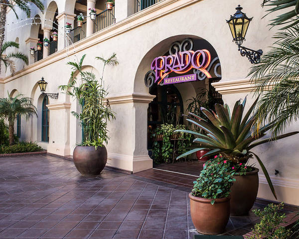 Photograph - The Prado Restaurant At Balboa Park by Priya Ghose