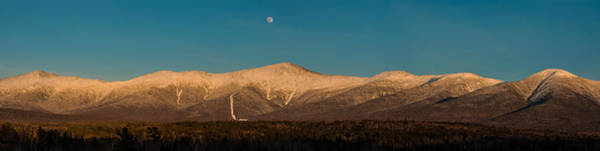 Photograph - The Presidential Range White Mountains New Hampshire by Brenda Jacobs
