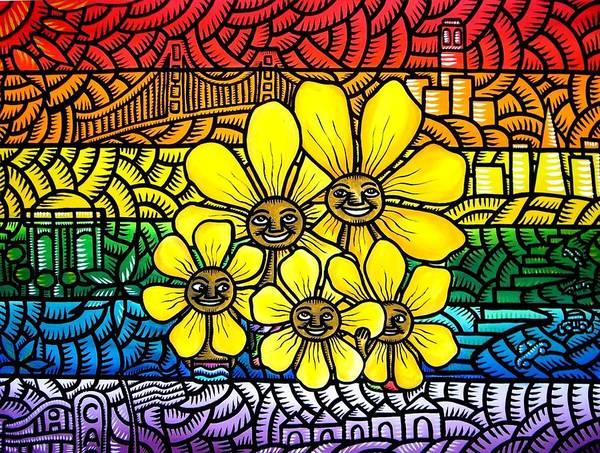 The Proud Family Sf 2009 Art Print