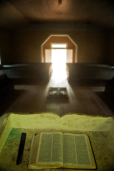 Photograph - The Pulpit View by George Taylor