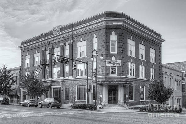 Photograph - The Pythian Building II by Clarence Holmes