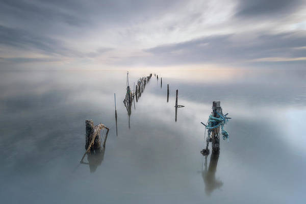 Vanishing Point Wall Art - Photograph - The Quiet Place by Joaquin Guerola