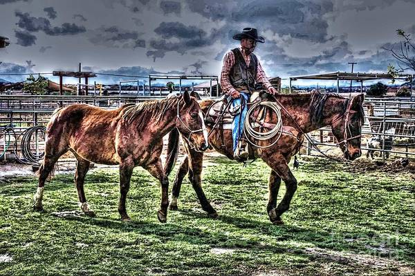 Norco Photograph - The Ranch by Tommy Anderson