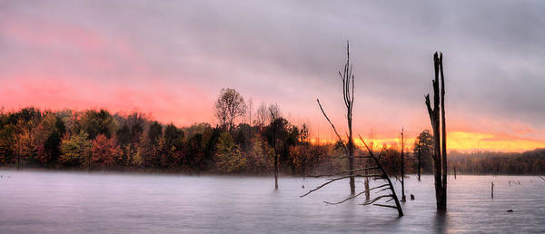 Photograph - The Rappahannock by JC Findley