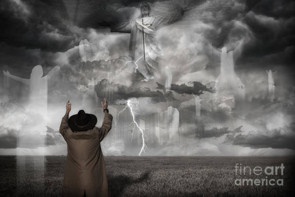 Wall Art - Photograph - The Rapture II by Keith Kapple