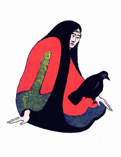 The Raven Ap/2 Art Print