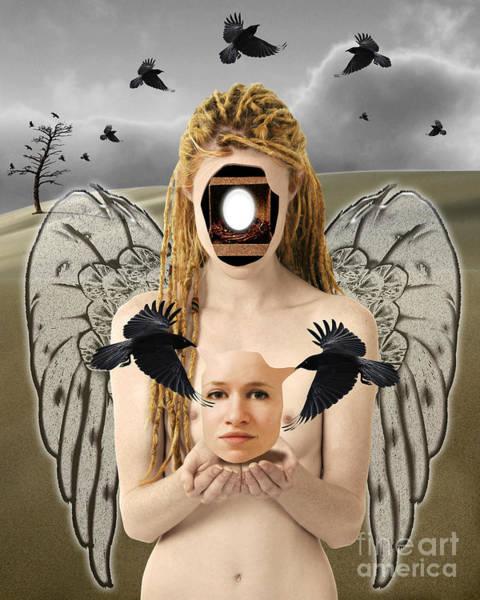 Rebirth Wall Art - Digital Art - The Rebirth by Keith Dillon