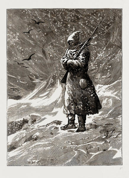 Duty Drawing - The Recent War Between Serbia And Bulgaria A Bulgarian by Litz Collection