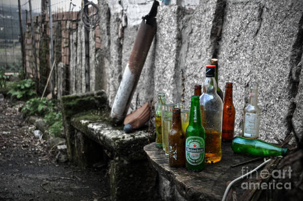 Photograph - The Remains Of That Distant Party by RicardMN Photography