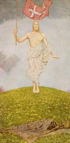 The Resurrection Of Christ Art Print