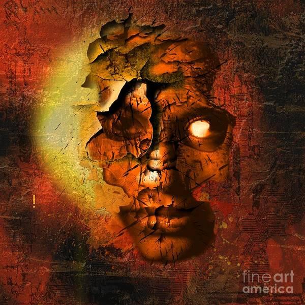 Nose Digital Art - The Resurrection Of Doom by Franziskus Pfleghart