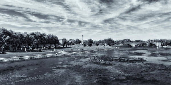 Photograph - The Rhone by Roberto Pagani