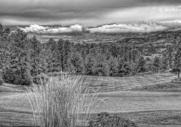 Photograph - The Ridge 18th by Ron White