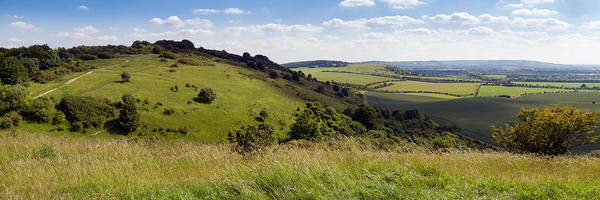 Photograph - The Ridgeway In The Chilterns by Gary Eason