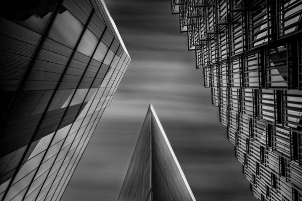 1604 Photograph - The Rise by Naf Selmani