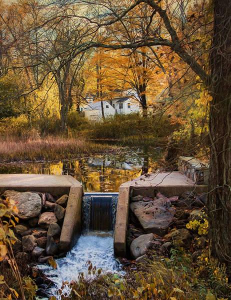 Photograph - The River Runs Through It by Robin-Lee Vieira