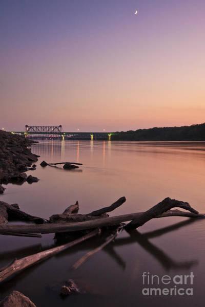 Photograph - The River by Ryan Heffron