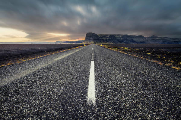 Wall Art - Photograph - The Road by Carlos M. Almagro