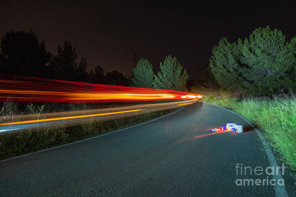 Wall Art - Photograph - The Road by Eugenio Moya