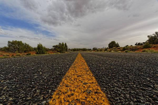Photograph - The Road Less Traveled by Jonathan Davison