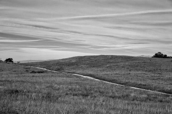 Santa Rosa Photograph - The Road That Leads You Home by Peter Tellone